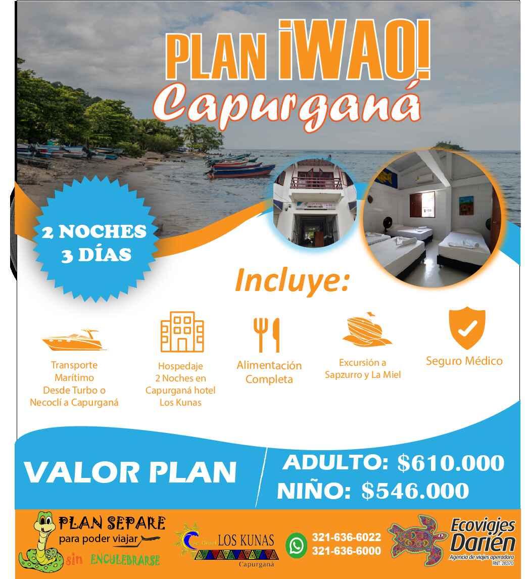 HOTEL LOS KUNAS - TODO INCLUIDO