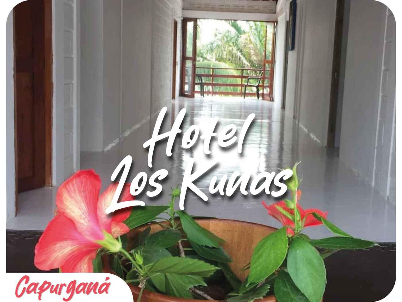 HOTEL LOS KUNAS - SOLO HOSPEDAJE