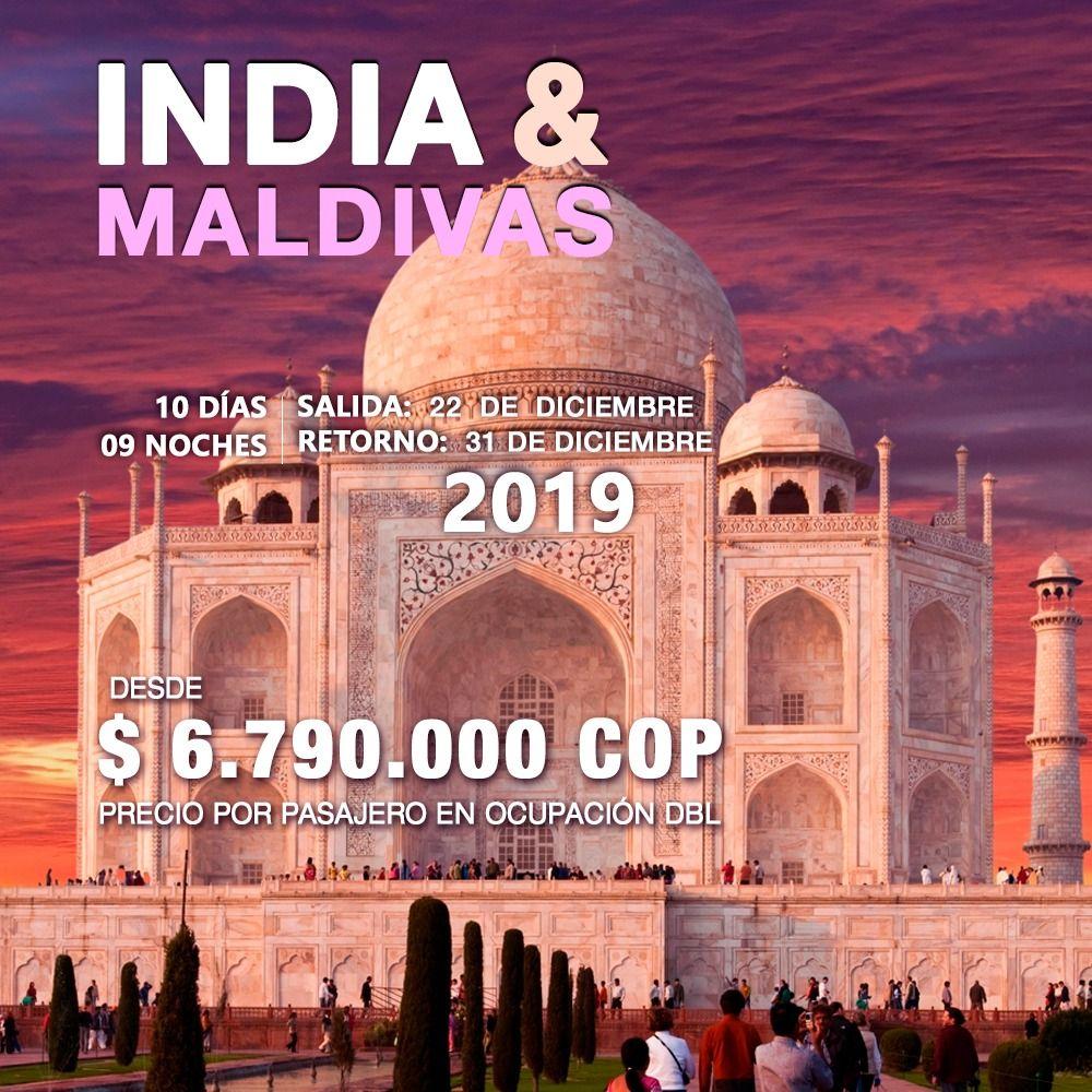 INDIA & MALDIVIA