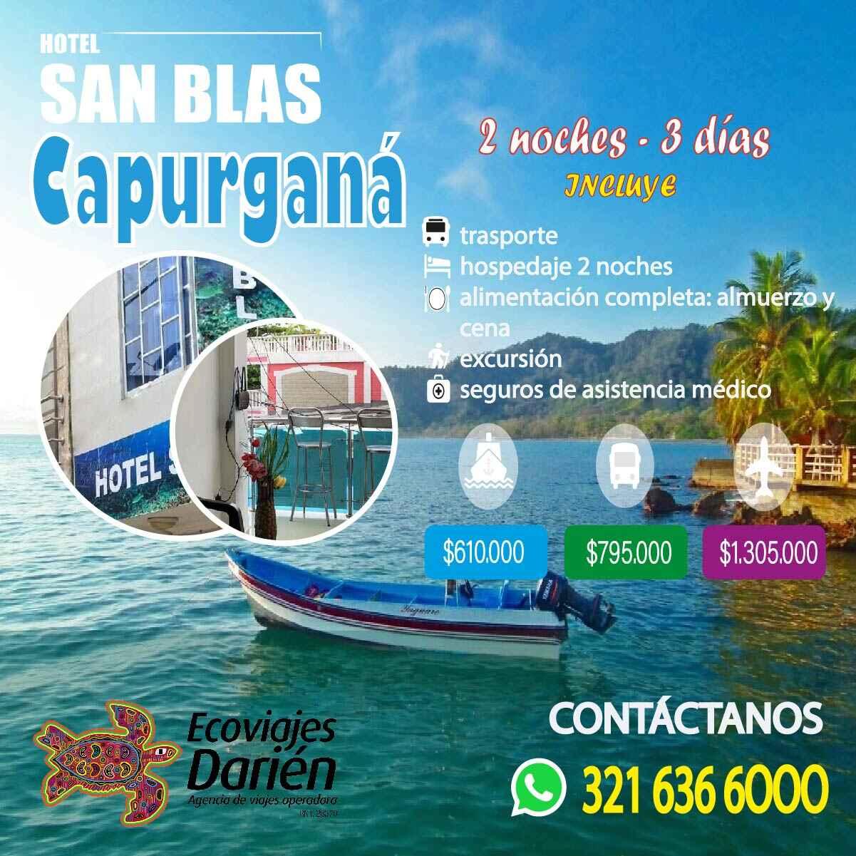 HOTEL SAN BLAS CAP